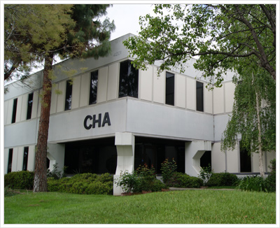 CHA campus in Fremont, CA